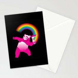 Panda Molotov  Stationery Cards