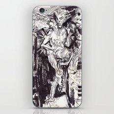 Him & She iPhone & iPod Skin