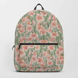 Gladiola Delicata Chinoiserie Backpack