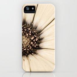 White Chocolate iPhone Case
