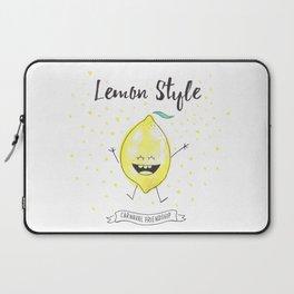 Lemon Style Laptop Sleeve