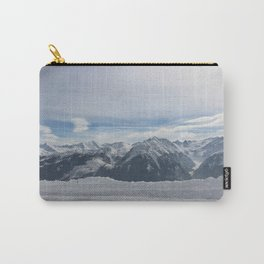 Wunderfull Snow Mountain(s) 3 Carry-All Pouch