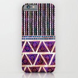 Ava Boho Mix iPhone Case