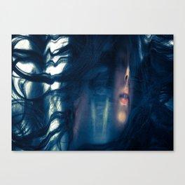"""sirena maris"" Canvas Print"
