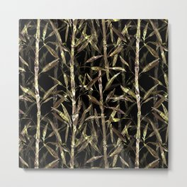 Bamboo.2  #decor #art # society6 Metal Print