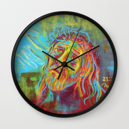 Lucas- 23:34 Wall Clock