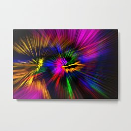 Colors of happiness Metal Print