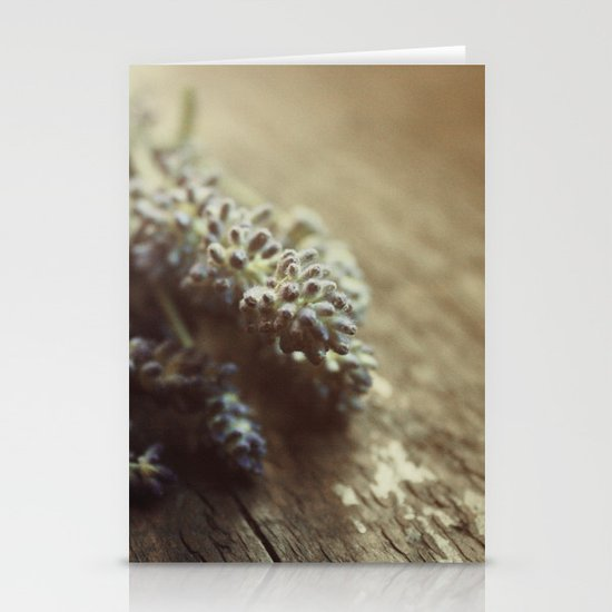 Lavender Morning Stationery Cards