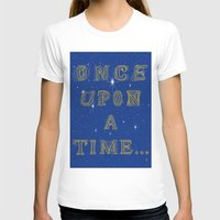 fairy tale T-shirts featuring Fairy Tale Beginnings by Fimbis