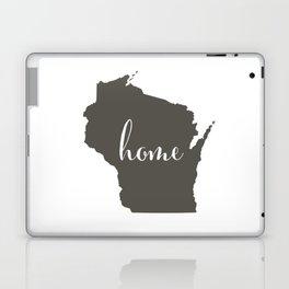 Wisconsin is Home Laptop & iPad Skin