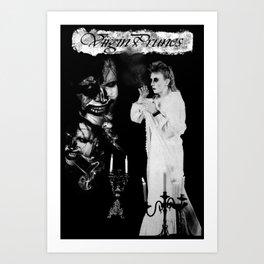 Virgin Prunes Poster Art Print
