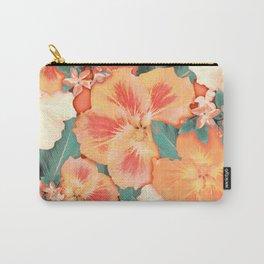 Aloha Orange Sherbet Carry-All Pouch