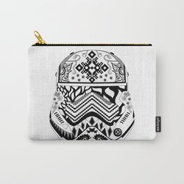 Floral Stormtrooper Carry-All Pouch