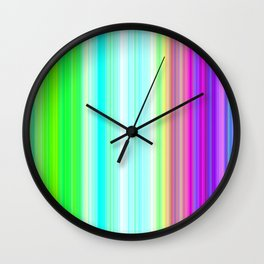 Pattern2 Wall Clock