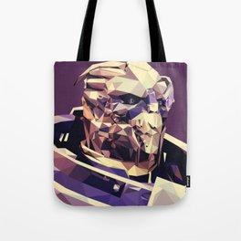 Facets of Garrus Tote Bag