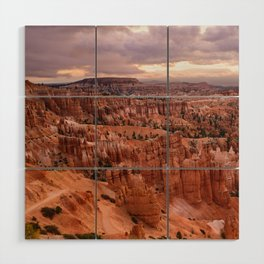 Sunset Point 6173 - Bryce_Canyon_National_Park, UT Wood Wall Art