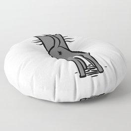 Cat Butt Floor Pillow