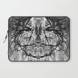 Heart Shaped Branches Nature's Chandelier Laptop Sleeve