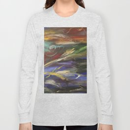 Colors in the Wind Long Sleeve T-shirt