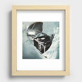 Cold Soundz Recessed Framed Print