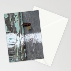 Hidden within Santorini, Greece Stationery Cards