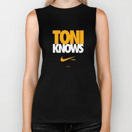 Toni Knows - WiFIW!! Series Biker Tank