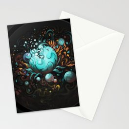 Evolutions Stationery Cards
