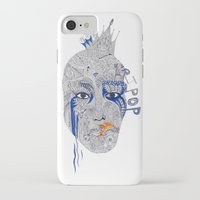popart iPhone & iPod Cases featuring PopArt by Ina Spasova puzzle