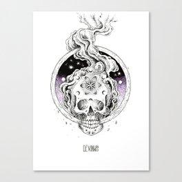 Smog Canvas Print