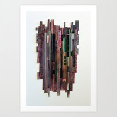 Conveyor Belt Art Print