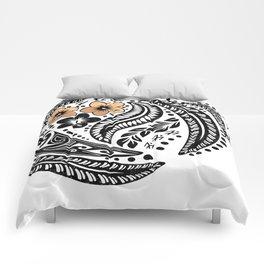 Polynesian Tribal Comforters