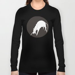 Unicorn Circle Long Sleeve T-shirt