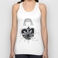 mother Tank Tops featuring Mother by Bhavya Minocha