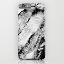 Marble Glacier iPhone Case