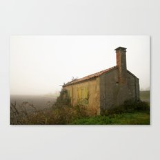 fog #4 Canvas Print