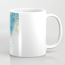 Blue Invasion  Coffee Mug