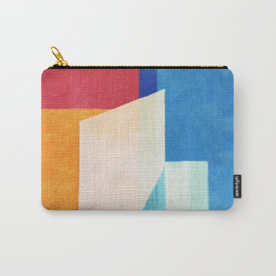 Sailing With Torn Sails Carry-All Pouch