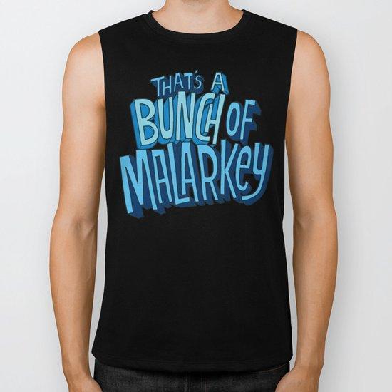 Malarkey Biker Tank