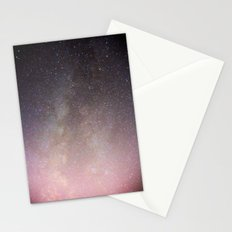 The Milky Way Arm Stationery Cards