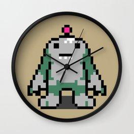 Clayman - Mother 3 Wall Clock
