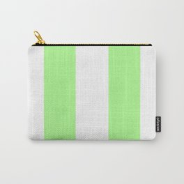 Simply 2 Stripes Carry-All Pouch