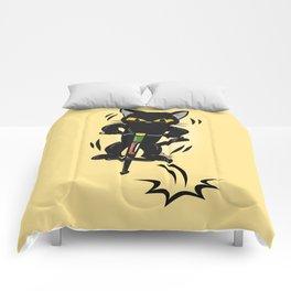 Hopping Comforters