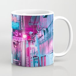SEOUL NEON LIGHTS Coffee Mug