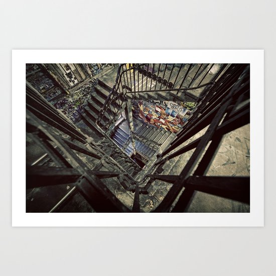 Tacheles Art Print