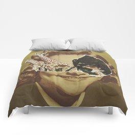 Golden Girl Comforters