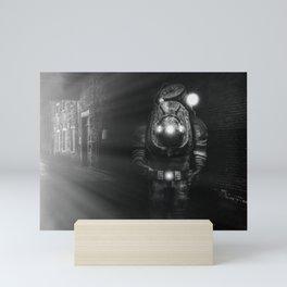 Urban Dweller Mini Art Print