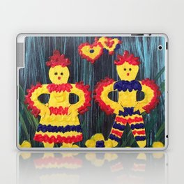 Bonecas de Massa 01 Laptop & iPad Skin