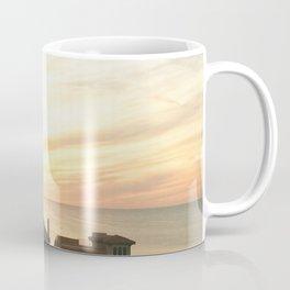 Sundown Over the Gulf Coffee Mug