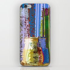 Towers of Byzas iPhone & iPod Skin