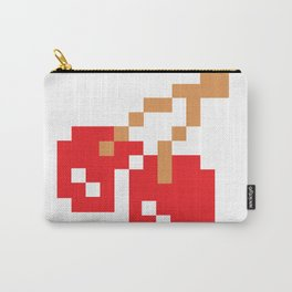 8-bit Cherry Carry-All Pouch